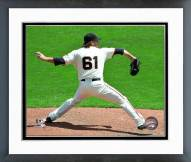 San Francisco Giants Josh Osich Action Framed Photo