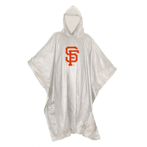 San Francisco Giants Lightweight Poncho