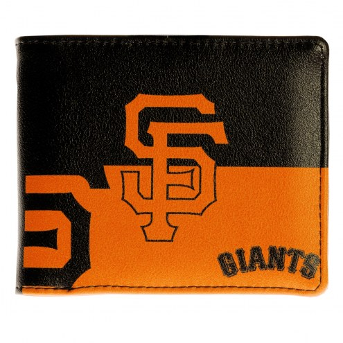 San Francisco Giants Bi-Fold Wallet