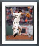San Francisco Giants Madison Bumgarner Action Framed Photo
