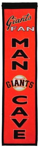 San Francisco Giants Man Cave Banner