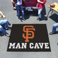 San Francisco Giants Man Cave Tailgate Mat