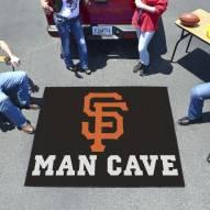 San Francisco Giants Man Cave Tailgate Mat