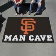 San Francisco Giants Man Cave Ulti-Mat Rug
