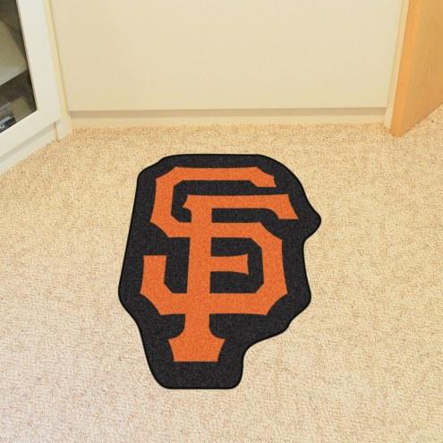 San Francisco Giants Mascot Mat
