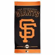 San Francisco Giants McArthur Beach Towel
