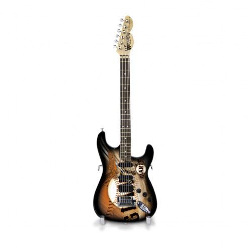 San Francisco Giants Mini Replica Guitar