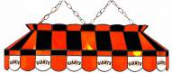 "San Francisco Giants MLB Team 40"" Rectangular Stained Glass Shade"