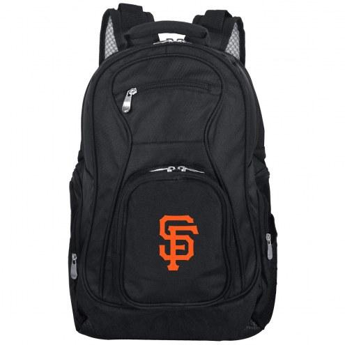 San Francisco Giants Laptop Travel Backpack