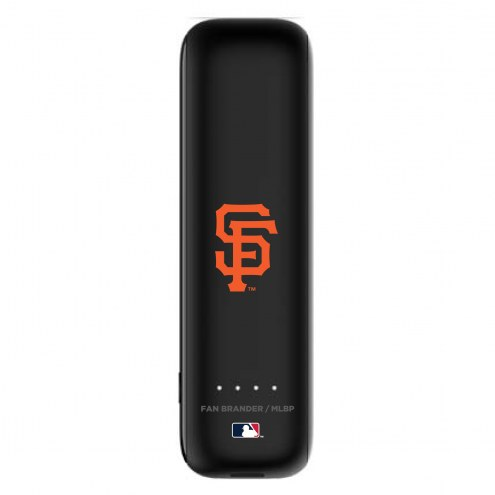 San Francisco Giants mophie Power Boost Mini Portable Battery