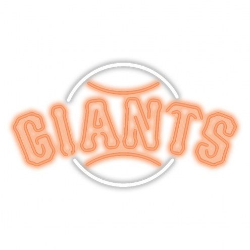 San Francisco Giants Neon Light
