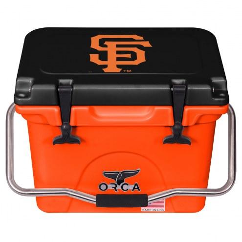 San Francisco Giants ORCA 20 Quart Cooler