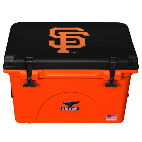 San Francisco Giants ORCA 40 Quart Cooler