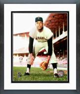 San Francisco Giants Orlando Cepeda 1958 Posed Framed Photo