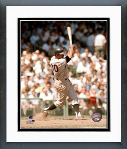 San Francisco Giants Orlando Cepeda Batting Framed Photo