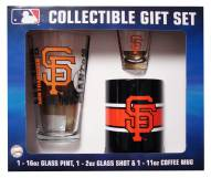 San Francisco Giants Pint, Shot, Coffee Mug Set