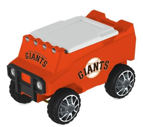 San Francisco Giants Remote Control Rover Cooler
