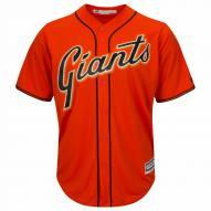 San Francisco Giants Replica Orange Alternate Baseball Jersey