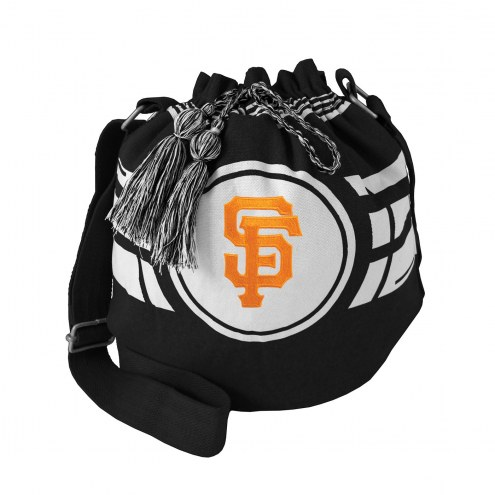 San Francisco Giants Ripple Drawstring Bucket Bag
