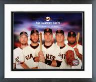 San Francisco Giants San Francisco Giants Team Composite Framed Photo