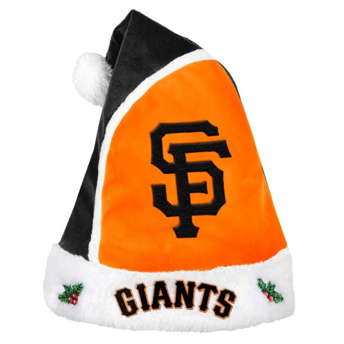 San Francisco Giants Santa Hat