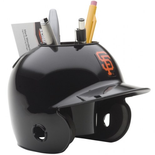 San Francisco Giants Schutt Batting Helmet Desk Caddy