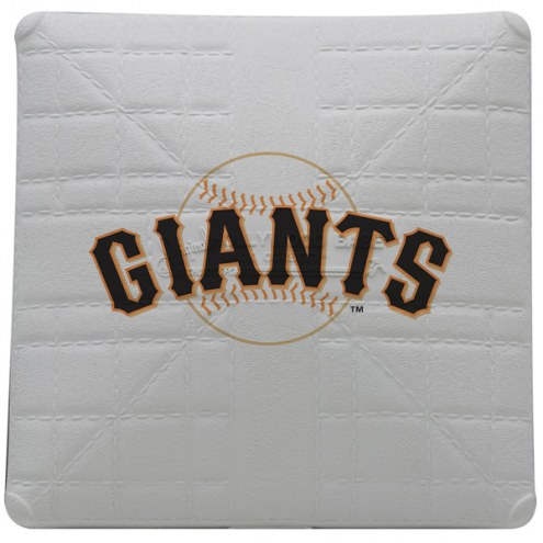 San Francisco Giants Schutt MLB Mini Baseball Base