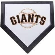 San Francisco Giants Schutt MLB Mini Home Plate