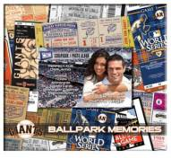 San Francisco Giants Scrapbook