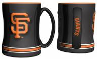 San Francisco Giants Sculpted Relief Coffee Mug