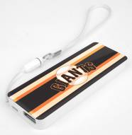 San Francisco Giants Slim Power Bank Portable Charger
