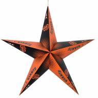San Francisco Giants Star Lantern