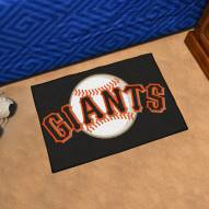 San Francisco Giants Starter Rug