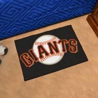 San Francisco Giants Starter Rug