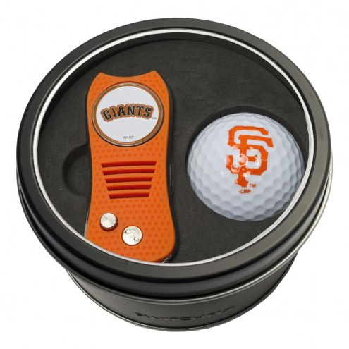 San Francisco Giants Switchfix Golf Divot Tool & Ball