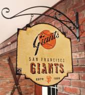 San Francisco Giants Tavern Sign
