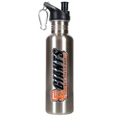 San Francisco Giants 26 oz. Water Bottle with Pop-Up Spout