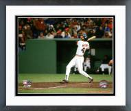 San Francisco Giants Willie McCovey 1979 Action Framed Photo