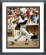 San Francisco Giants Willie McCovey Batting Action Framed Photo