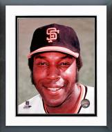 San Francisco Giants Willie McCovey Posed Framed Photo