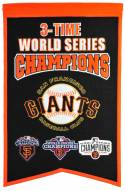 San Francisco Giants Champs Banner