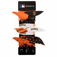 San Francisco Giants Wired Hair Tie