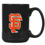 San Francisco Giants MLB 2-Piece Ceramic Coffee Mug Set
