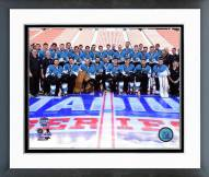 San Jose Sharks 2015 NHL Stadium Series Framed Photo