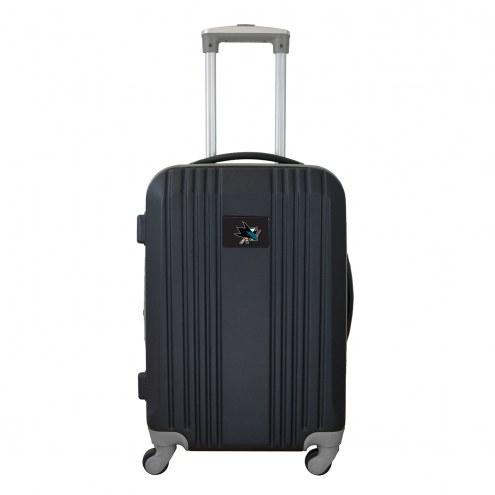 "San Jose Sharks 21"" Hardcase Luggage Carry-on Spinner"