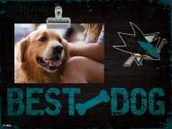 San Jose Sharks Best Dog Clip Frame