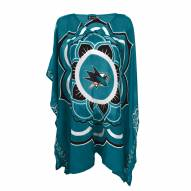 San Jose Sharks Caftan