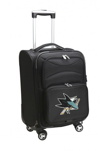 San Jose Sharks Domestic Carry-On Spinner
