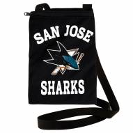San Jose Sharks Game Day Pouch
