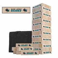San Jose Sharks Gameday Tumble Tower